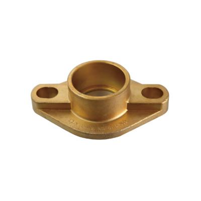 1-1/2 Inch Oval Solder Flange