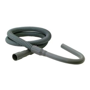 SSD-Style washing machine discharge hose