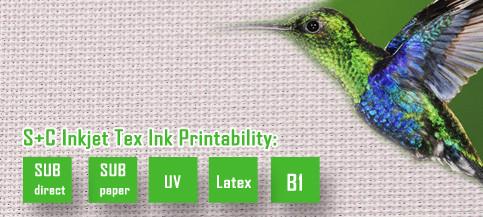 Dye sub display fabric JYDS-06 has good dimensional stability