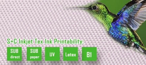 Dye sub display fabric JYDS-13(21) has great color presentation.