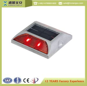 Maintenance-free Solar road stud for  road construction