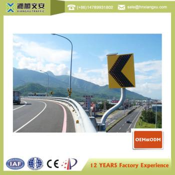 Led arrow board solar highway signs