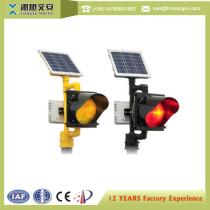 Highquality Solar traffic warning light