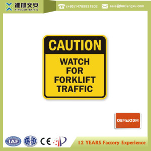 China manufactory traffic signs for sale