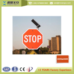 wholesale china solar powered road signs with CE