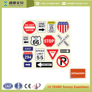 Factory price international traffic signs mutcd signs