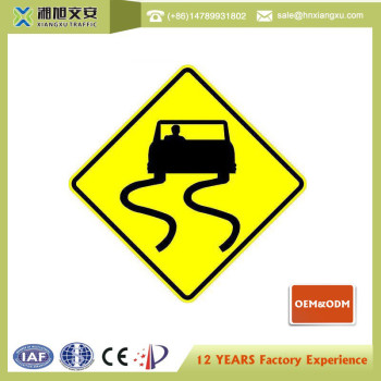 USA 3M high quality rerflective Traffic signs