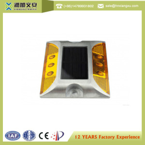 China Factory Amber Reflective Studs Single Side