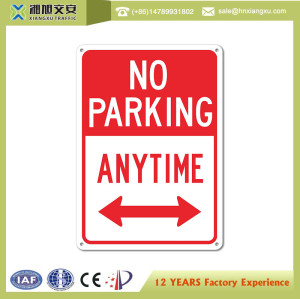 outdoor safety CUSTOM pvc sign board
