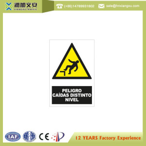 1.8mm Plastic Danger Signs