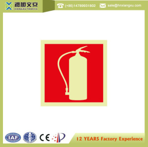 0.8mm PVC Caution Signs