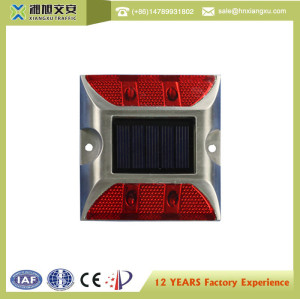 Traffic Security Aluminum Solar led Road Stud