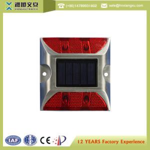 Traffic Security Aluminum Solar led Road Stud