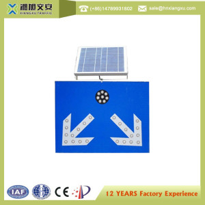 Solar Traffic Arrow Marker/Road Traffic Arrow Signs/Safety Led Traffic Signs