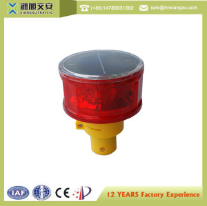 Engineer Grade Solar Bright Special LED  Traffic Warning Light