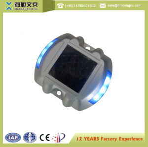 Patent Design -IP68 Aluminum Solar Road Reflector,Solar Flashing Road Cat Eye