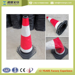 PVC 28 INCH  Road Red Safety Traffic Cones Sale