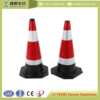 Reflective PVC Traffic Facility Cone/Orange Construction Caution Cones