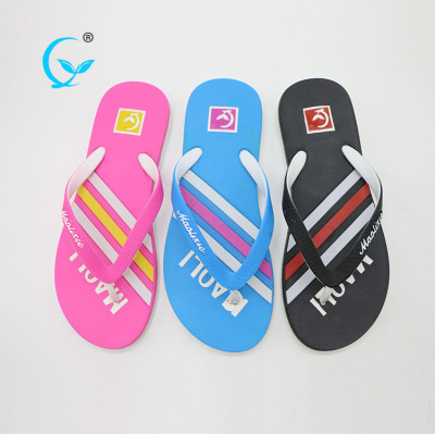 Ladies beach walk new chappal designs wholesale slippers