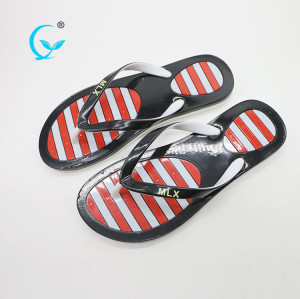 2017 China factory chappals flat designs comfortable slippers