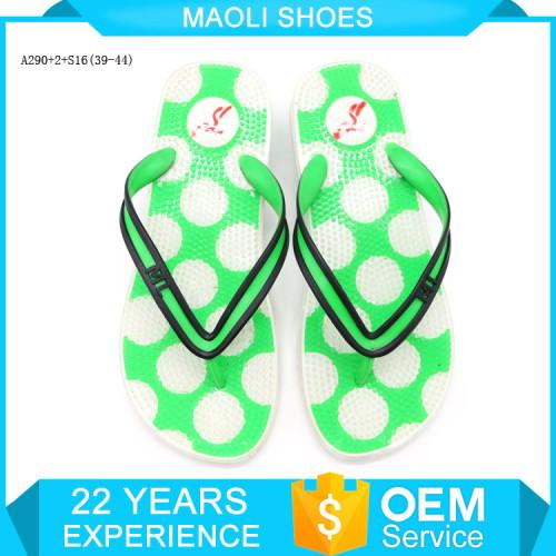 Wholesale pvc flip flops outdoor raw materials for slipper soles