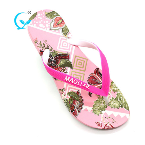 Whirlwind china ladies casual brand name slippers shoes for women