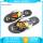 Hot lady styles slipper well selling flip flops factory custom wholesale