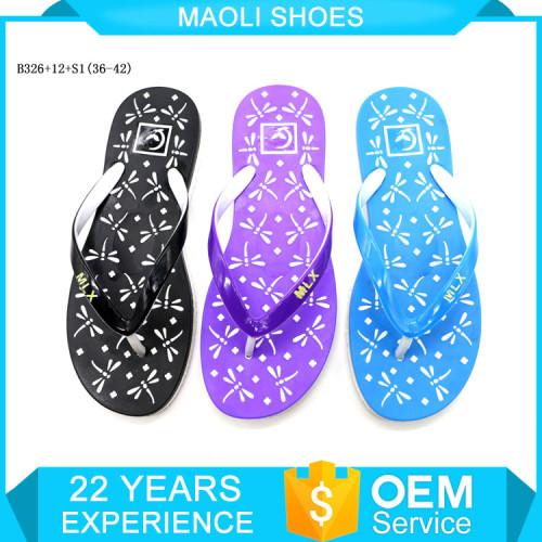 China manufacturers handmade fancy stylish sandal ladies chappal
