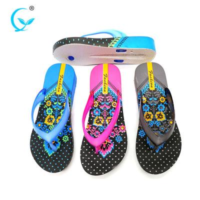 Wholesale beach simple women shoes summer slipper flip flops