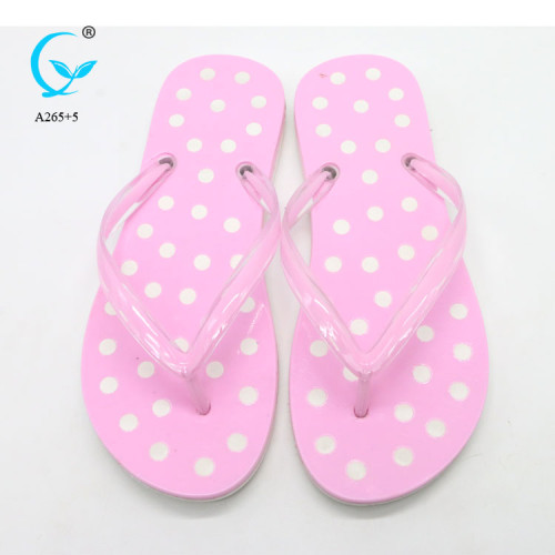 Durable high quality flip flops slides sandals with logo custom embroidered slippers