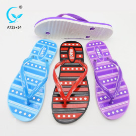 2018 new summer women sandals beach  high quality pvc women shoes slippers