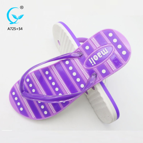 2018 new summer women sandals beach  high quality pvc women shoes slippers