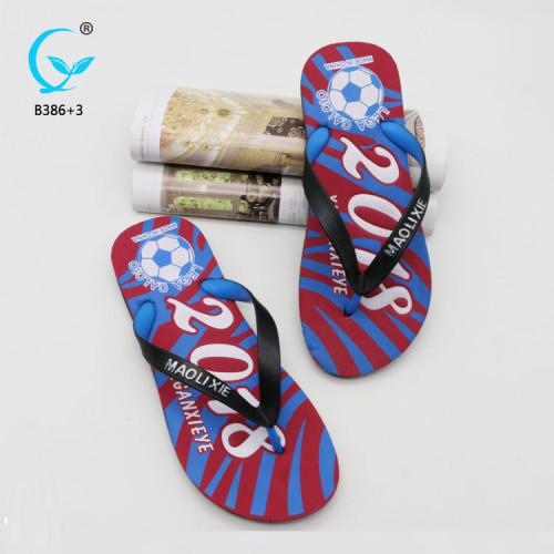 latest  beach chappal footwear men fashion slipper