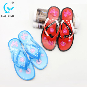 2018 women  plastic women sandals loafer slippers