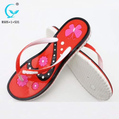 2018 women  plastic women sandals loafer slippers