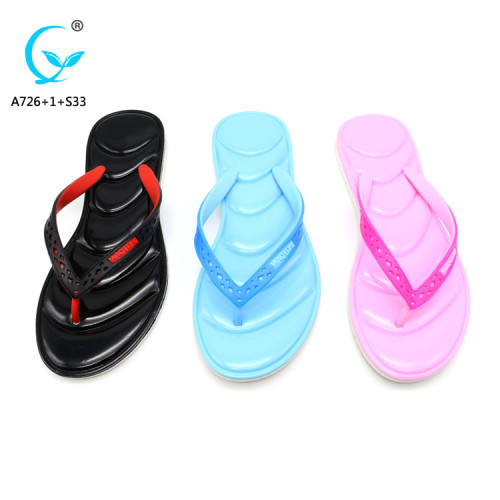Daily use sandals for women summer outdoor fashion ladies chappal slippers