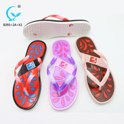 Chinese luxurious footwear ladies sandal chappal brand name women sandals