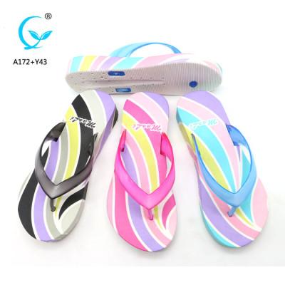 Shoes women pvc slipper outdoor black slide sandals from china sandals beach women 2018
