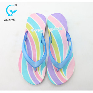 Shoes women pvc slipper outdoor black slide sandals from china sandals beach women 2018