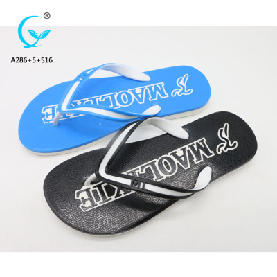 Beach shoes mens footwear massage slippers latest design men sandals