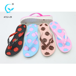 Nude sandal pvc air blowing slipper mold women sandals plastic shoes flip flops