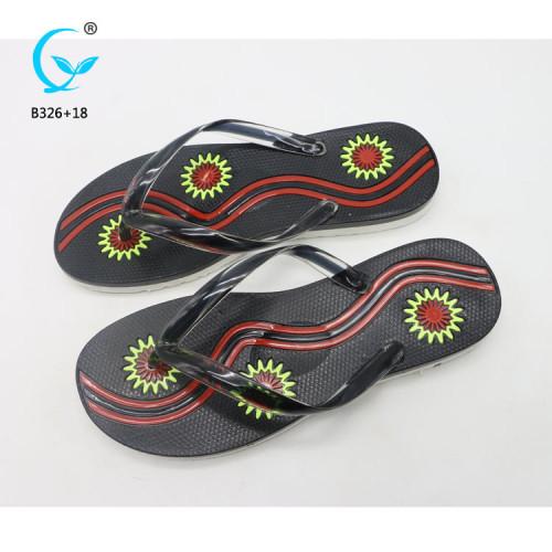 New design ladies footwear china pvc sandal women girls sandals beach shoes