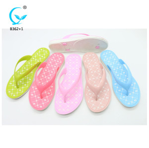 Outdoor women sandals nylon strap flip flop summer trendy nude chinese men slipper