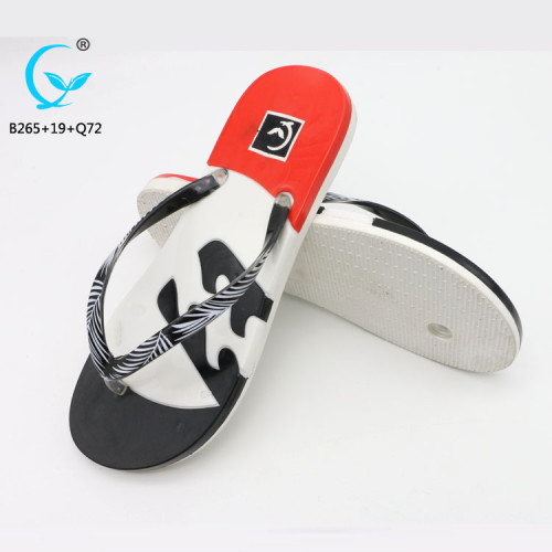Chappal china shoes factory summer sandals for women rubber lady sandal 2018