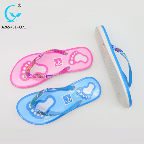 New 2018 design of shoes sandal eva/pvc flip flops slippers sandals summer