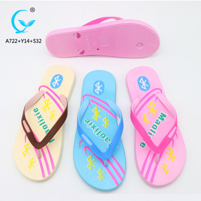 New arrival pvc slipper bath wholesale latest design sandal for women