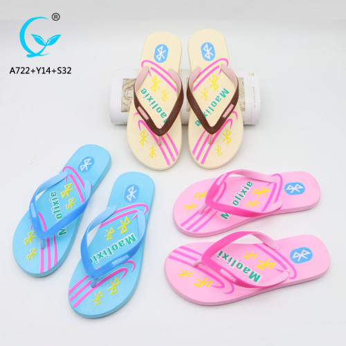 New arrival pvc slipper bath wholesale latest design sandal for women