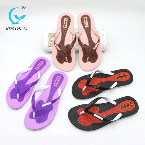 2018 new arrival chappals girls nude beach sandal shoe slippers indoor