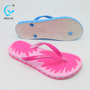 All kinds of flip flops cheap beach slippers women sandals chappals
