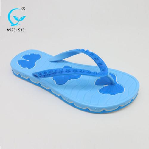 Hotel latest beach chappal women shoes flip flops all kinds of sandals